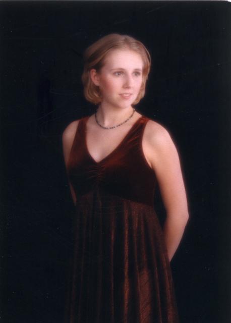 Prom Dress, S.-tilt, Sharp light, Soft focus