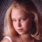 Blonde Horizontal Close-up