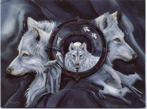Wolf Gate by Jody Bergsma